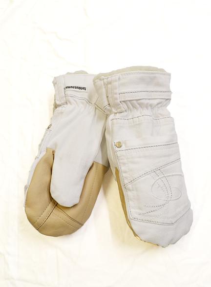 Valkoiset farkkurukkaset