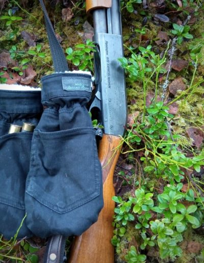 Farkkurukkaset sopivat hyvin myös metsästäjille